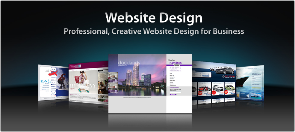 Web Site Design - Wordpress Web Design in London
