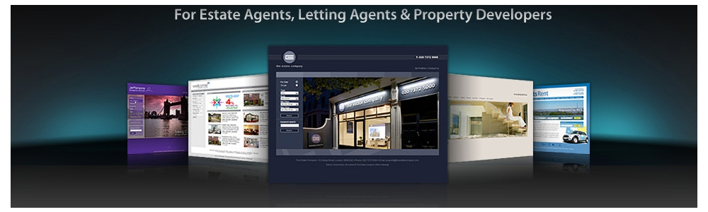 Estate Agent Web Site Design