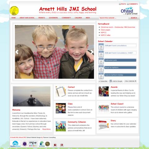 Arnett Hills School