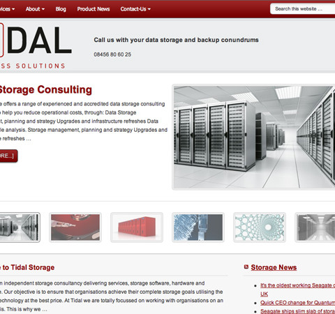 Tidal Storage