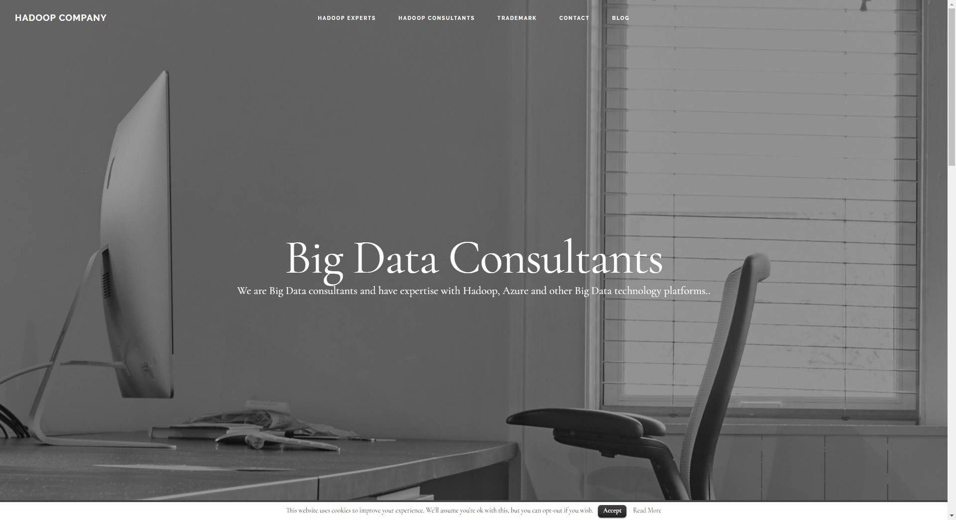 Big Data Hadoop Consultants