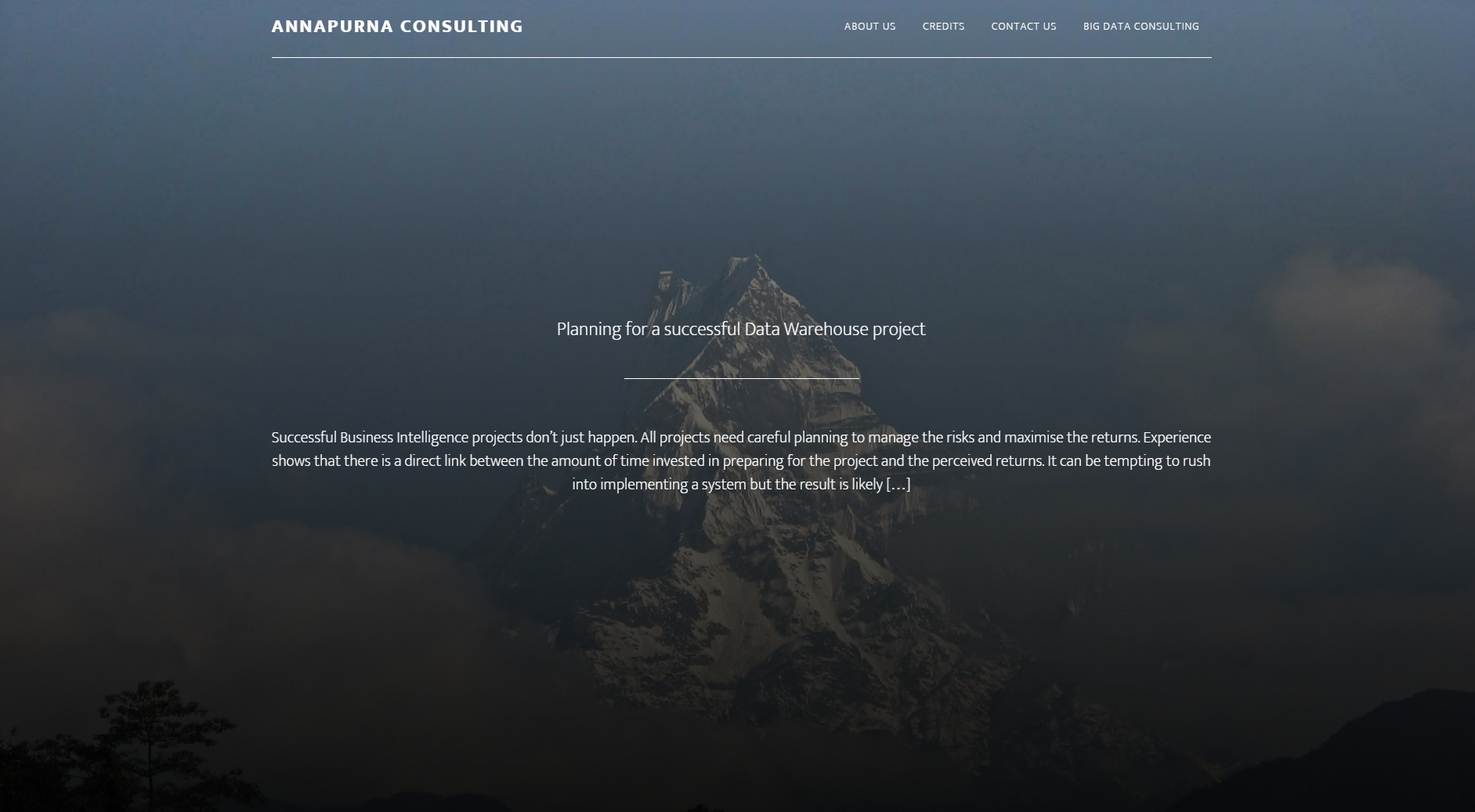 annapurna consulting recruitment