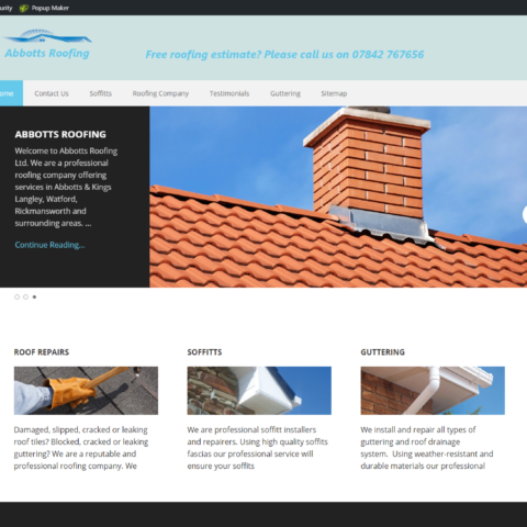 Abbotts Roofing